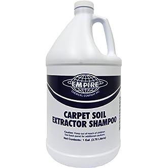 Empire Carpet Soil Extractor Shampoo