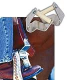Cashel EZ Knees Horse Show Equitation Western Saddle Stirrup Turner Rotator, Size: 2.5 inches or 3 .0 inches