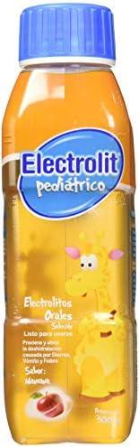 Electrolit Pediátrico, Manzana, 300 ml