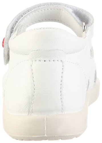 Bout 142 ouvert Weiss Sandales Naturino Bianco Falcotto mixte enfant q5fI0tx