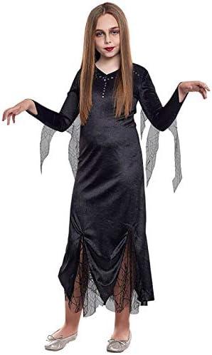 Disfraz Morticia Lady Niña (10-12 años) Halloween (+ Tallas ...