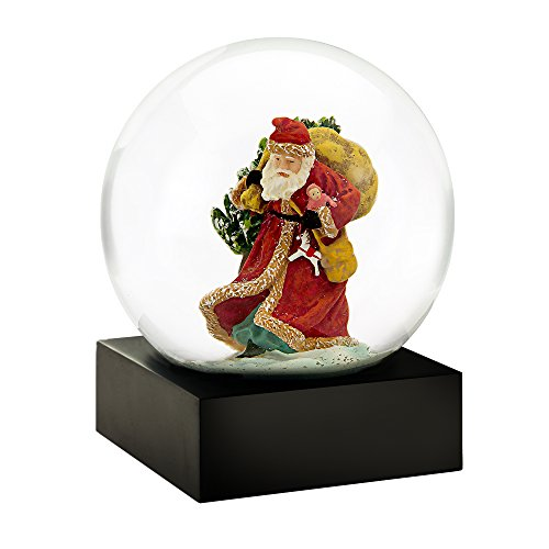 (CoolSnowGlobes Saint Nick Cool Snow Globe)