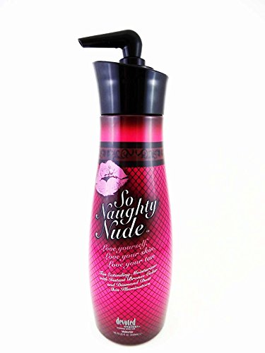 (Devoted Creations So Naughty Nude Tan Extending Moisturizers - 18.75 oz.)