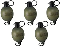 BT paint grenades are the first paint grenades of its kind to use legendary RPS paint fill. Features include exceptional marking ability and consistent marking upon impact. These grenades are capable of leaving a path of paint in excess of 30...