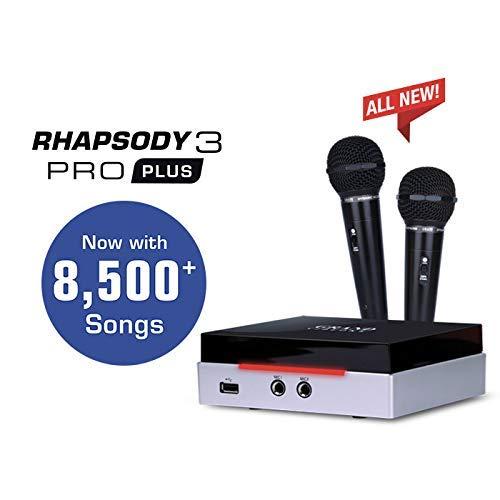 Rhapsody Music Download - GRAND VIDEOKE RHAPSODY 3 PRO PLUS (TKR-343MP+)