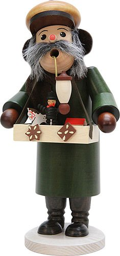 Smoker - Toy Sales Man - 27 cm / 10.6 inch