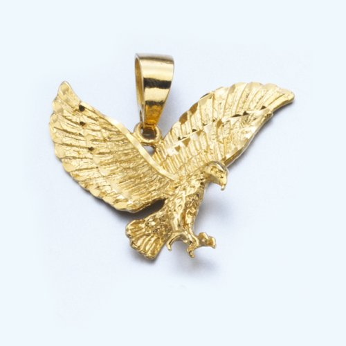 LIOR - Eagle Pendant Gold Plated