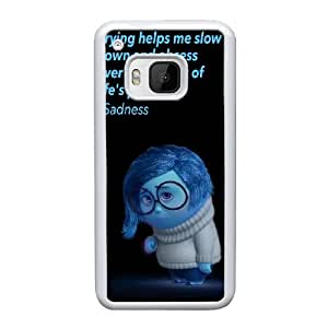 Creative Phone Case Sadness inside out For HTC One M9 U567243
