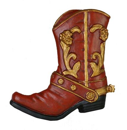 (Western Cowboy Boot Figure Collectible Magnet, 2.5-inch, Set of 12, Wholesale Bulk Lot Pack)