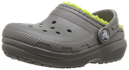 18ffa647a33ff Crocs Kids  Classic Lined K Clog