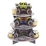 """OTC Monster Truck Cupcake Holder, 12"""" diam. x 14 1/2 High (1-Pack)"""