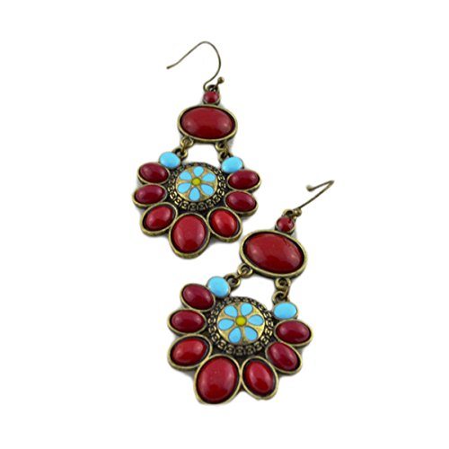 ca-mode-womens-dangle-earrings-jewelry-ethnic-flower-bohemian