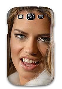 Excellent Design Adriana Lima Phone Case For Galaxy S3 Premium Tpu Case