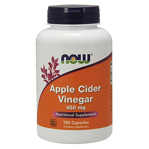 NOW Apple Cider Vinegar Capsules product image