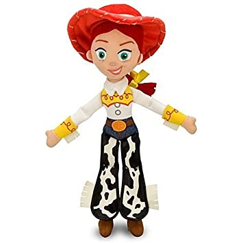1c345305f48a05 Toy Story Jessie Plush Doll 11