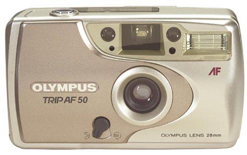 Olympus 35mm Trip Autofocus 50 QD Camera