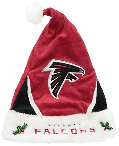 Atlanta Falcons 2014 Colorblock Santa Hat -