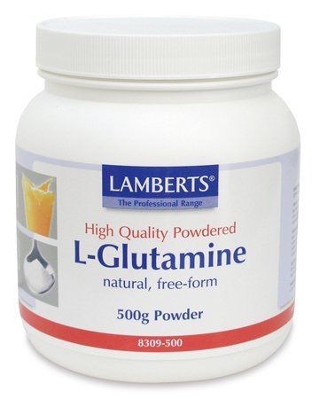 Lamberts L-Glutamine Powder, 500g by Lamberts