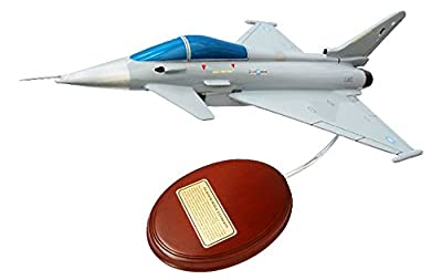 "Mastercraft Collection Eurofighter Typhoon ""United Kingdom"" Model Scale:1/52"