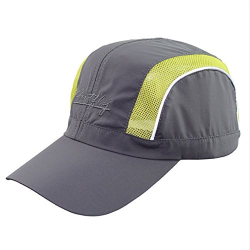 YOYEAH Quick Drying Mesh Sun Hat Baseball Hat Airmesh Fitted Cap Dull (Ktm Neck Brace)