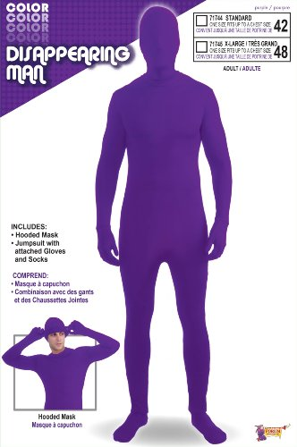 Forum-Novelties-Im-Invisible-Costume-Stretch-Body-Suit-Purple-Child-Medium