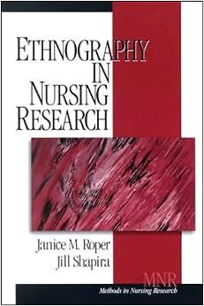 Ethnography in Nursing Research (Methods in Nursing Research)