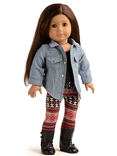 Jacket Doll Clothes - 3