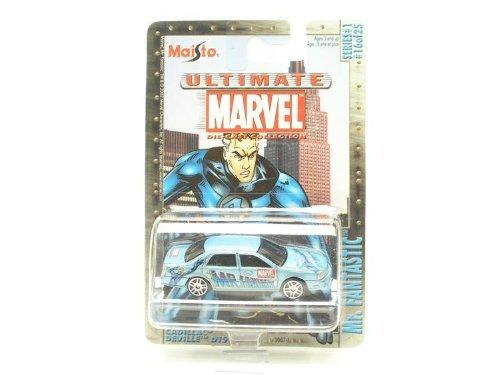Mr. Fantastic Cadillac Deville #16 Marvel