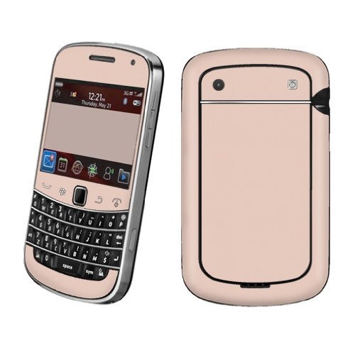 BlackBerry Bold 9900 or 9930 Vinyl Decal Protection Sticker Skin Nude