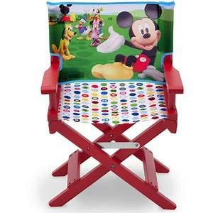 Price comparison product image Disney Mickey Club House Director's Chair for Boys