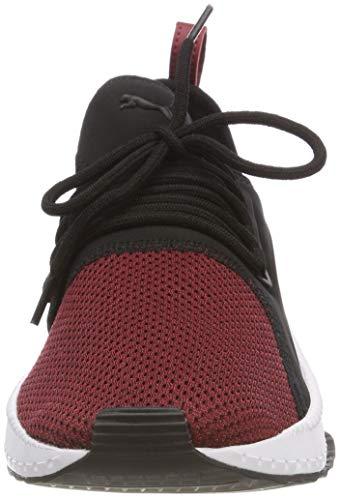 Sneakers nero basse Apex Blck miste melograno bianco 03 per puma Tsugi Puma adulti rosse puma qnRPxtRT