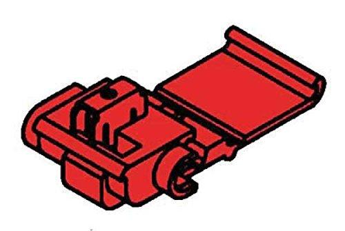 3M(TM) Scotchlok(TM) Electrical IDC 558-BULK, Run and Tap, Flame Retardant, Red, 22-16 AWG, (Pack of 500)