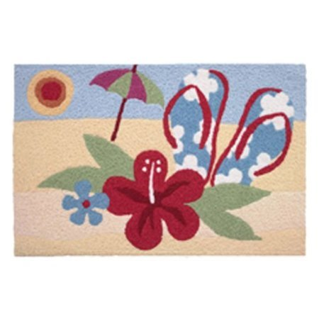 41EQITr624L._SS450_ Beach Rugs and Beach Area Rugs
