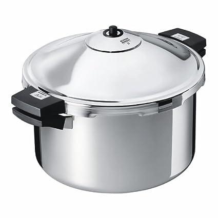 Kuhn Rikon Duromatic Stockpot Pressure Cooker (12-Quart)