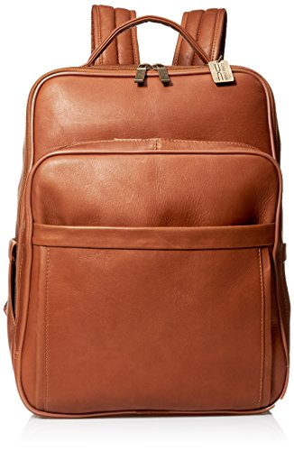 Claire Chase Tunica Backpack, Saddle ()