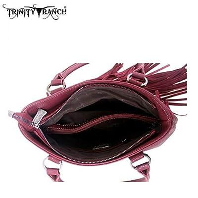 Fringe Design Handbag