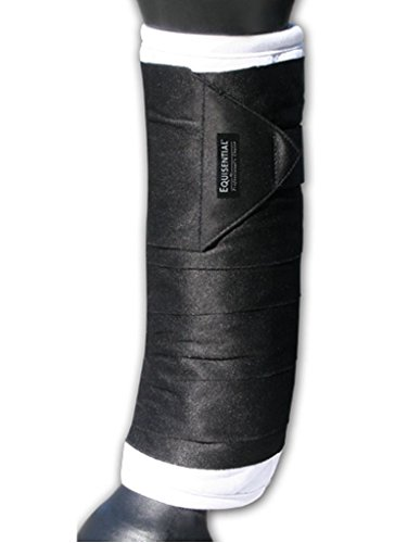 Equisential by Professionals Choice Equine Standing Bandage Wrap Value Pack, Set of 4 (Universal Size)