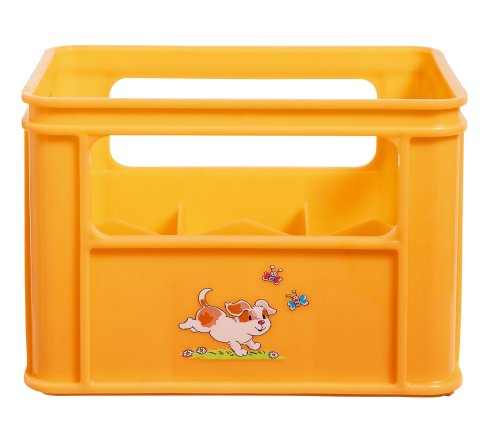 bébé-jou 656656 Flaschenbox Max orange