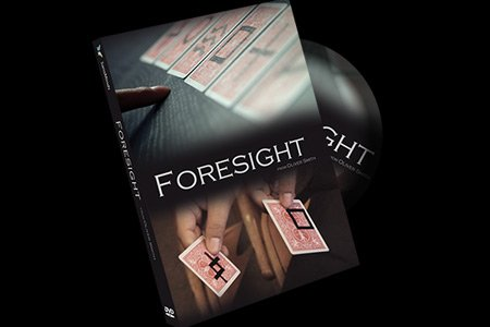 Foresight (DVD and Gimmick) by Oliver Smith and SansMinds - DVD