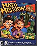 Software : Math Missions With Card Game (3rd - 5th Grade)