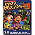 Math Missions Grades 3rd-5th with Card Game [Old Version]
