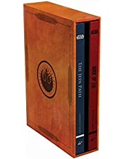 Star Wars: The Jedi Path and Book of Sith Deluxe Box Set (Star Wars Gifts, Sith Book, Jedi Code, Star Wars Book Set)