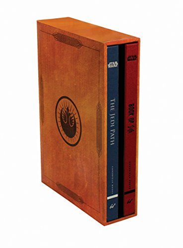 Star Wars®: The Jedi Path and Book of Sith Deluxe Box Set (Star Wars Gifts, Sith Book, Jedi Code, Star Wars Book ()