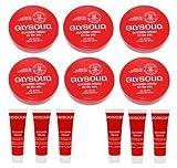 Cheap Glysolid Skin Cream 6 Jars Plus 6 Tubes – Vegan