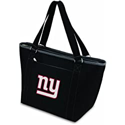 PICNIC TIME NFL New York Giants Topanga Insulated Cooler Tote, Black