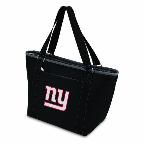 (NFL New York Giants Topanga Insulated Cooler Tote, Black)