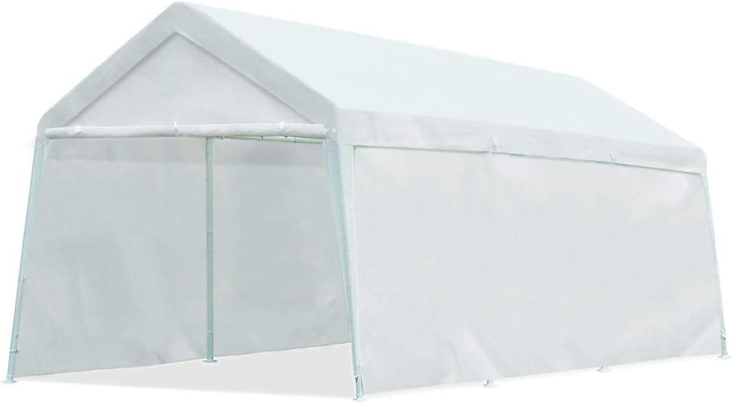 Top 7 Best portable garage for snow load – Buying guide ...