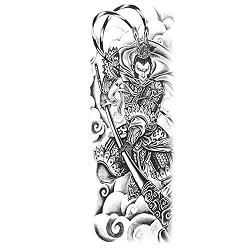 Temporary Tattoo Arm Sleeves Fake Slip on Arm