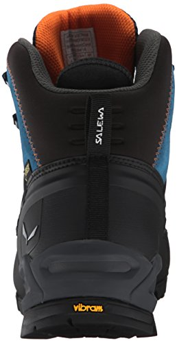 Salewa Ws Alp Trainer Mid Gtx, Damen Trekking- & Wanderstiefel Blau (gewassen Denim / Wortel 8619)