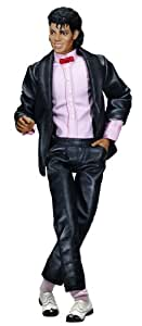 "Playmates Michael Jackson 10"" Billie Jean Collector Figure"